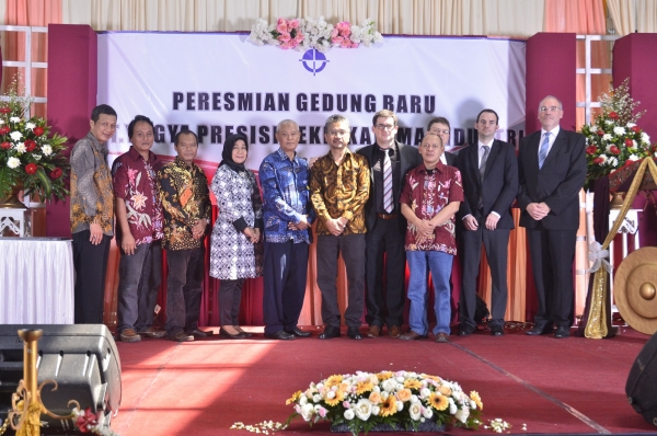 GRAND OPENING NEW FACTORY